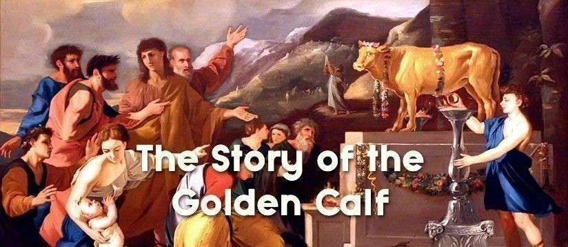 Islamic  Story Of The Golden Calf